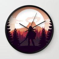 The Legend Of Zelda - Or… Wall Clock