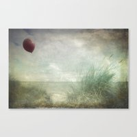 Secret Destinations #2 Canvas Print