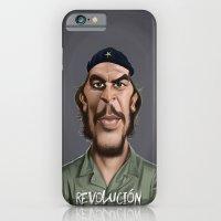Celebrity Sunday ~ Che Guevara (Revolution Caliente special) iPhone 6 Slim Case