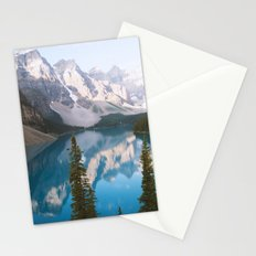 Lake Moraine Dos Stationery Cards