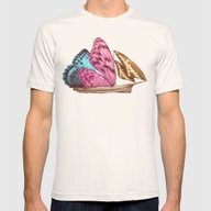 The Voyage (option) Mens Fitted Tee Natural SMALL