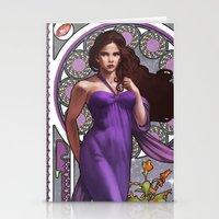 Zodiac Art Show - Scorpio Stationery Cards