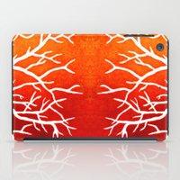 BLAZING TREES iPad Case