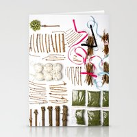 Packed Christmas Stationery Cards