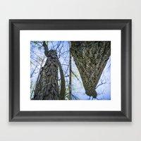 What's Your Bark? Framed Art Print