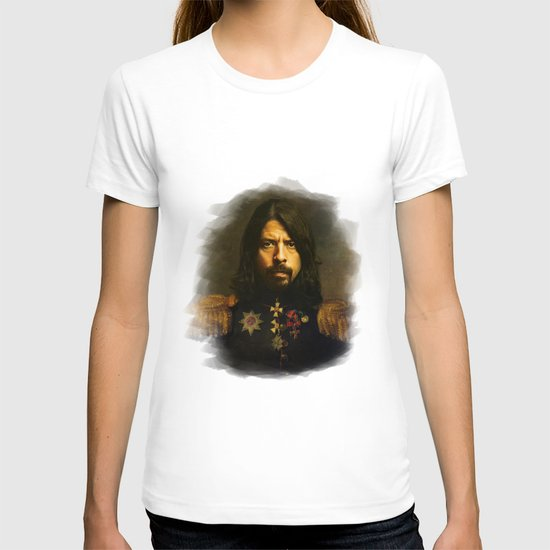 Dave Grohl - replaceface T-shirt