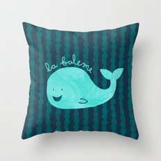 La Beleme Throw Pillow