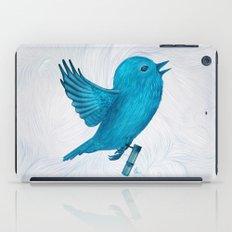 The Original Twitter - Painting iPad Case