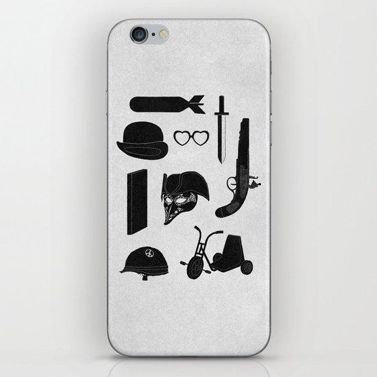 2011: A Kubrick Odyssey iPhone & iPod Skin