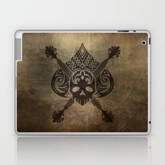 Pirate Skull Laptop & iPad Skin