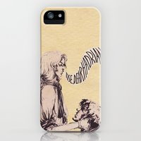 iPhone Cases featuring Of reciprocity by M. Steffens