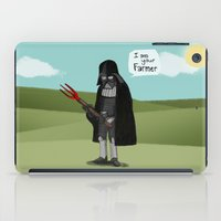 I Am Your Farmer iPad Case
