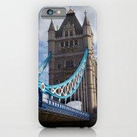 London Tower Bridge iPhone 6 Slim Case