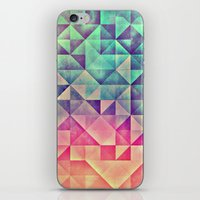 myllyynyre iPhone & iPod Skin