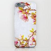 Magnolia bliss iPhone 6 Slim Case