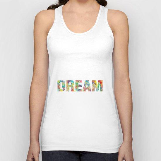 DREAM Unisex Tank Top