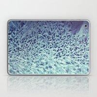 Frosty Blues Laptop & iPad Skin