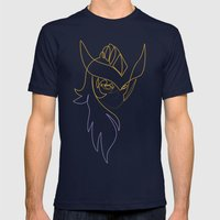 Milo/Scorpio Mens Fitted Tee Navy SMALL