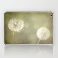 Sweet Dandelions  Laptop & iPad Skin