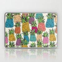 West Coast pineapples Laptop & iPad Skin
