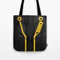 Tron Legacy, Clu Tote Bag