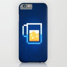 Pixel Beer iPhone 6s Slim Case