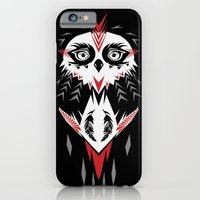 American Indian owl iPhone 6 Slim Case
