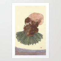 Cross-dresser Art Print