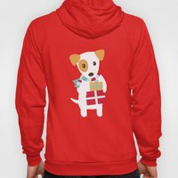 Cute Christmas Dog Holdi… Hoody