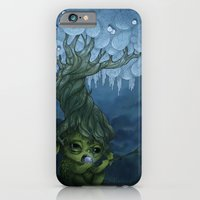 iPhone & iPod Case featuring Hunger by LuisaPizza