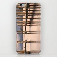 Derwent Posts iPhone & iPod Skin