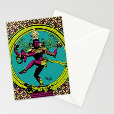 Natraj Dance Stationery Cards
