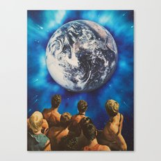 #SURREAL (v.2) Canvas Print