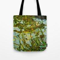 Reflected Vision Tote Bag