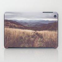 Bieszczady Mountains iPad Case