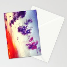 Disappearing Sunset Stationery Cards