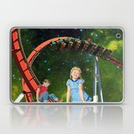 Roller Coaster Laptop & iPad Skin