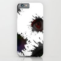 SEEING_EYES iPhone 6 Slim Case
