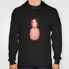 Coral Pineapple Hoody