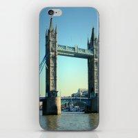 Tower Bridge iPhone & iPod Skin