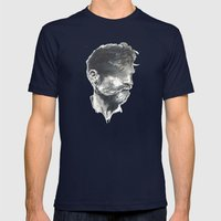 The Other (Var I) Mens Fitted Tee Navy SMALL