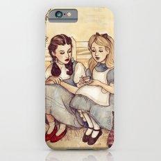 Dorothy and Alice iPhone 6 Slim Case