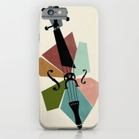 Bach - Cello Suites iPhone 6 Slim Case