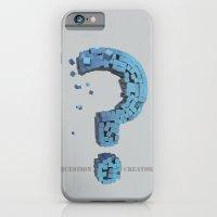 Question Creator iPhone 6 Slim Case