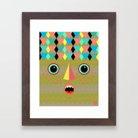 Waxxy Framed Art Print
