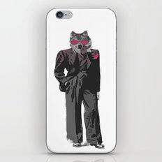 Mr Big Bad iPhone & iPod Skin
