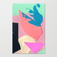 Tiny Two  Canvas Print