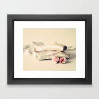 Dance Forever Framed Art Print