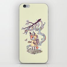 Little Explorer iPhone & iPod Skin