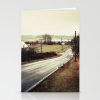 I Took The Road Less Tra… Stationery Cards